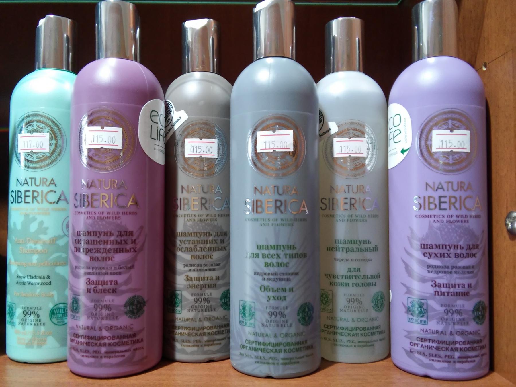 Подобрать шампунь для волос тест