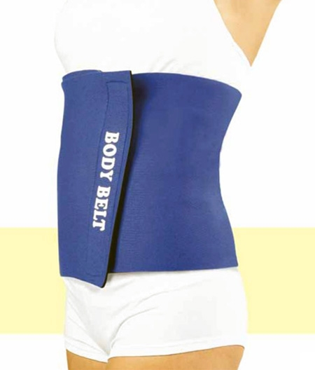 Body belt унисекс пояс утягивающий служащий для борьбы с избыточным весом